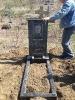 Установка памятника на могилу - фото 18